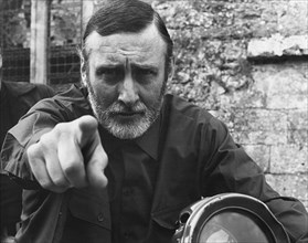 Spike Milligan at Beaulieu 1968. Creator: Unknown.