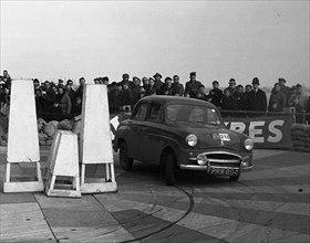 Standard 10, Jimmy Ray, winner of 1955 R.A.C. Rally. Creator: Unknown.
