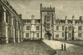 'The Queen's College', 1898. Creator: Unknown.