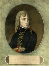 General Bonaparte, 1798, (1921). Creator: Pierre Michel Alix.