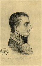 Napoleon as First Consul, 1803 or 1804, (1921). Creator: Mathieu Van Brée.