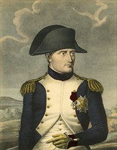 'Napoleon the Great, Emperor of the French, King of Italy', c1806, (1921).  Creator: Louis Charles Ruotte.