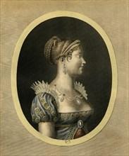 Marie Louise, Duchess of Parma, c1810, (1921). Creator: Jean-François Ribault.