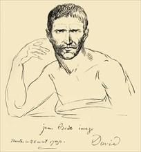 Lucius Junius Brutus, 1790, (1903). Creator: Unknown.