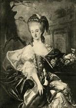 Princess Elzbieta Izabela Czartoryska, 1770s, (1903). Creator: Unknown.