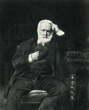 Victor Hugo, c1877, (1903). Creator: Unknown.