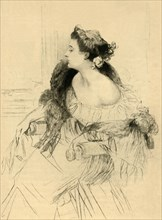 Study, 1903. Creator: Unknown.