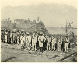 'Cuban Soldiers (?)...June 23rd', Spanish-American War, June 1898, (1899). Creator: Burr McIntosh.
