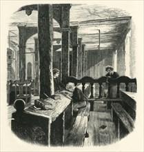 'The Lower School', c1870.