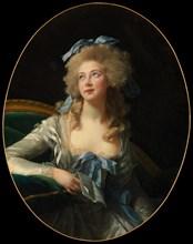 Madame Grand (Noël Catherine Vorlée, 1761-1835), 1783. Creator: Elisabeth Louise Vigee-LeBrun.