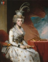 Matilda Stoughton de Jaudenes, 1794. Creator: Gilbert Stuart.