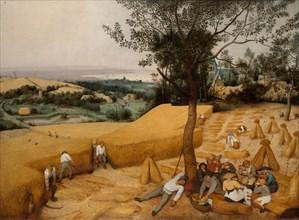 The Harvesters, 1565. Creator: Pieter Bruegel the Elder.