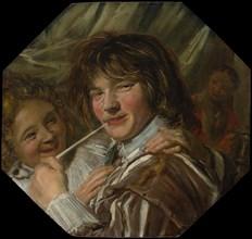 The Smoker, ca. 1623-25. Creator: Frans Hals.