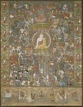 Shakyamuni Buddha, Early 10th century. Creator: Chinese Master.