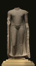 Body of the Buddha, 5th century. Creator: Indian Art.