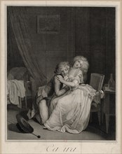 C?a ira (It'll be fine), ca 1792. Creator: Boilly, Louis-Léopold (1761-1845).