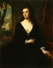 'Sarah Jennings, Duchess of Marlborough', c1680, (1942).  Creator: Peter Lely.