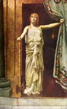 'Clytemnestra', 1882, (c1915). Creator: John Maler Collier.