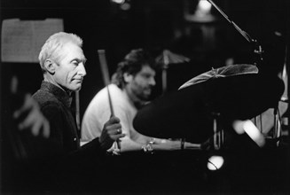 Charlie Watts Tentet, Ronnie Scotts, 2001. Creator: Brian Foskett.