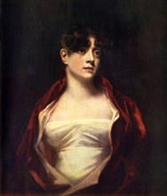 'Mrs. Scott Moncrieff', c1814, (1924). Creator: Henry Raeburn.