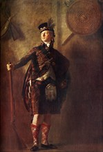 'Colonel Alastair MacDonell of Glengarry', 1812, (1924). Creator: Henry Raeburn.
