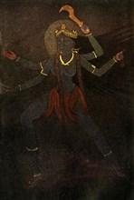 'Kali', 1920. Creator: Unknown.