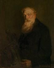 Auguste Rodin, 1910. Creator: Robert MacCameron.