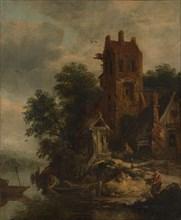 The Pigeon House. Creator: Roelof van Vries.