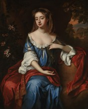 Portrait of a Woman, ca. 1687. Creator: Willem Wissing.