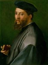 Portrait of a Man, 1528-30. Creator: Andrea del Sarto.