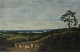 A Brazilian Landscape, 1650. Creator: Frans Post.