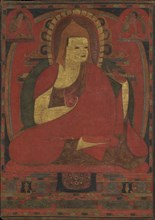 Portrait of the Indian Monk Atisha, early to mid-12th century. Creator: Unknown.