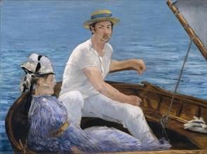 Boating, 1874. Creator: Edouard Manet.