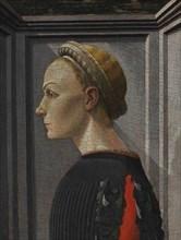 Portrait of a Woman. Creator: Giovanni di Franco.