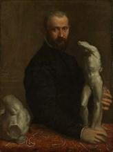 Alessandro Vittoria (1524/25-1608), ca. 1580. Creator: Paolo Veronese.