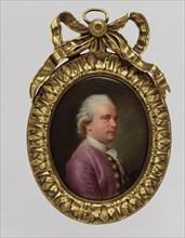 Abbé Charles Bossut (1730-1814), 1772. Creator: Pierre Pasquier.