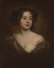 Study for a Portrait of a Woman, 1670s. Creator: Peter Lely.