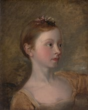 The Painter's Daughter Mary (1750-1826), mid-19th century. Creator: Unknown.