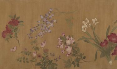 The Hundred Flowers. Creator: Wang Yuan.