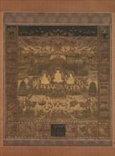 Taima Mandala, probably late 14th century. Creator: Unknown.