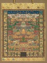 Taima Mandala, 1750. Creator: Unknown.