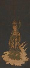 Descent of Eleven-Headed Kannon, 14th century. Creator: Unknown.