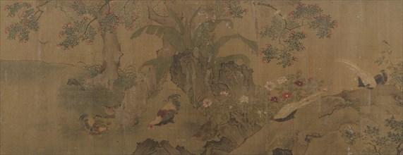 The Hundred Birds. Creator: Tai Wan.