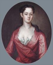 Hannah Pemberton, 1734. Creator: John Smibert.
