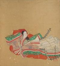 Immortal Poet, 17th century. Creator: Kano Shoun.