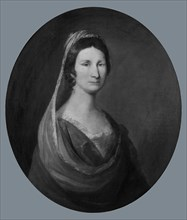 Mrs. Peter De Lancey, ca. 1771. Creator: Matthew Pratt.