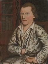 Portrait of William Duguid, 1773. Creator: Prince Demah Barnes.