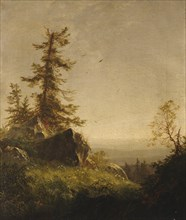 Morning on the Mountain, 1856. Creator: Richard William Hubbard.