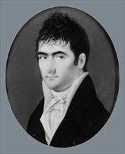 Self-portrait, ca. 1805. Creator: Thomas Gimbrede.
