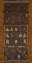 Kumano Shrine Mandala, early 14th century. Creator: Unknown.